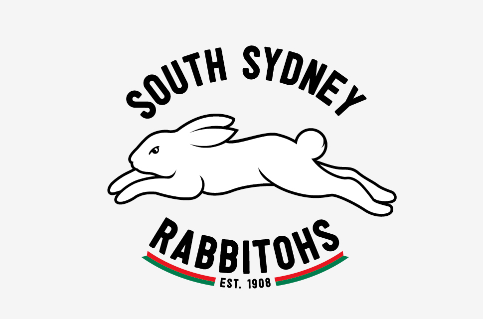 South Sydney Rabbitohs Proposed Logo Australian Rugby League